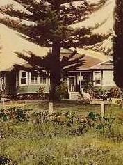 The Hale Hookipa Inn, a Maui bed and breakfast in Makawao
